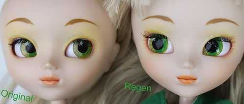 Paja Face Up comparison