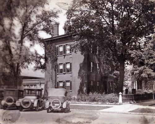 John H. Patterson mansion, northeast corner First and Ludlow, Dayton