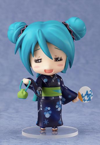 Nendoroid Hatsune Miku: Yukata ver.