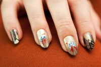 Proenza Schouler Fall 2012 Inspired Nails | Flickr - Photo ...