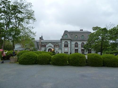 Belcourt Castle from Bellevue Ave.
