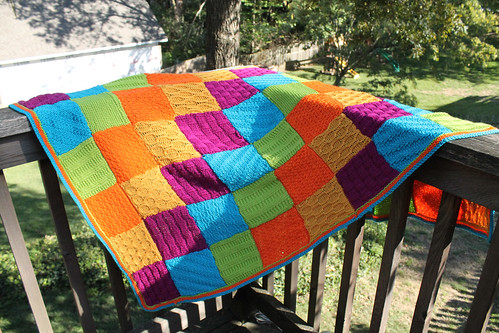 Sarah's Toddler Blanket