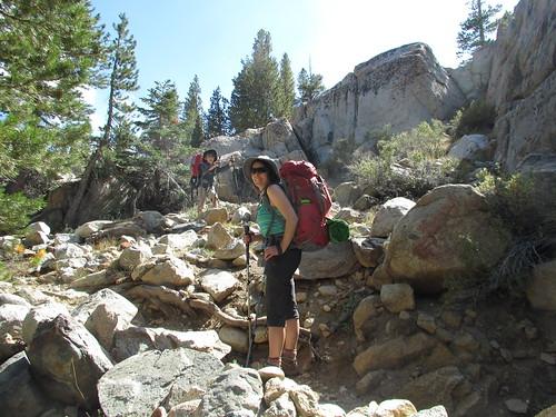 Green Lake Backpacking Trip