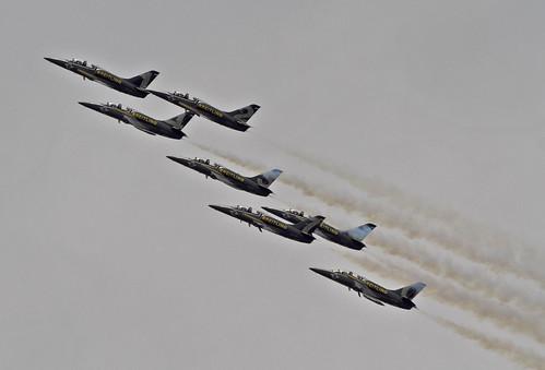 Breitling Jet Display Team