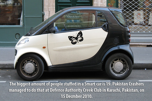 Smart-Car by DeliveryMaxx