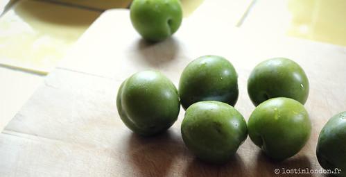 tarte prunes