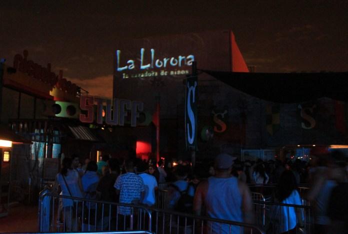 La Llorona: La Cazadoroa de Los Ninos