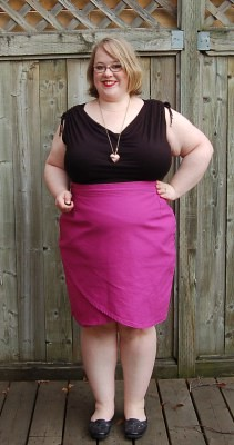 Tenterhook Snapdragon Skirt