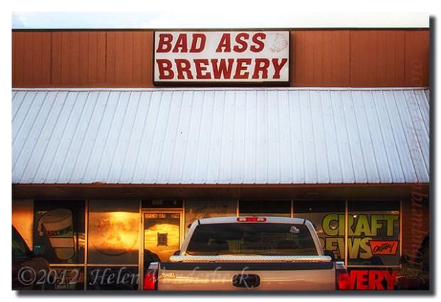 Bad Ass Brewery