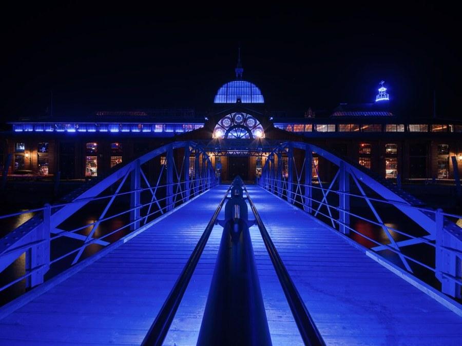 Hamburg Cruise Days, Blue Port foto door lumowerkx
