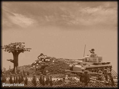Álbum de Panzerbricks