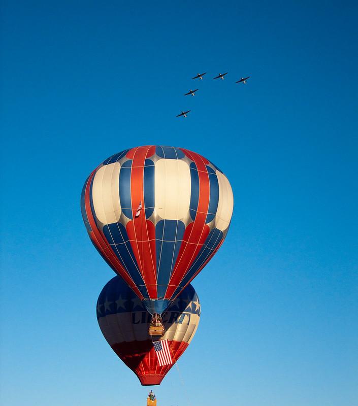 Salute! Great Reno Balloon Race