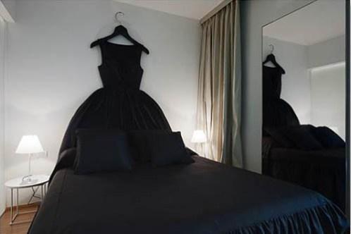 Cabecero vestido