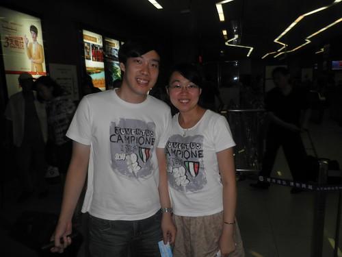 Juve in Beijing!!