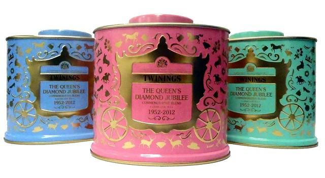 Twinings Diamond Jubilee Loose Leaf Tea Blend 3