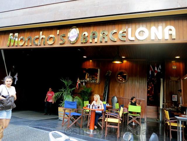 Moncho's Barcelona