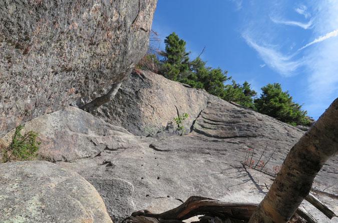 Mt Whiteface Ledge
