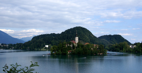 The Church in the Lake by little_frank