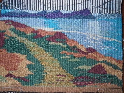Dingle Cliff Walk tapestry