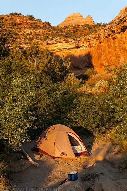 Rattlesnake Camp Sunrise