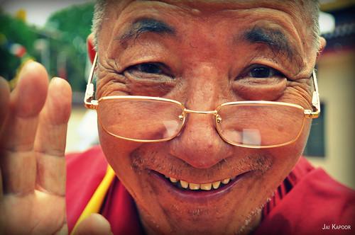 Smile please...