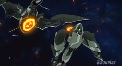 Gundam AGE 4 FX Episode 46 Space Fortress La Glamis Youtube Gundam PH (100)
