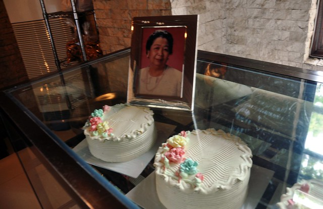 Hizon's Cakes with butter icing