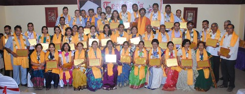 Teachers' Felicitation Ceremony - A CL Varanasi initiative