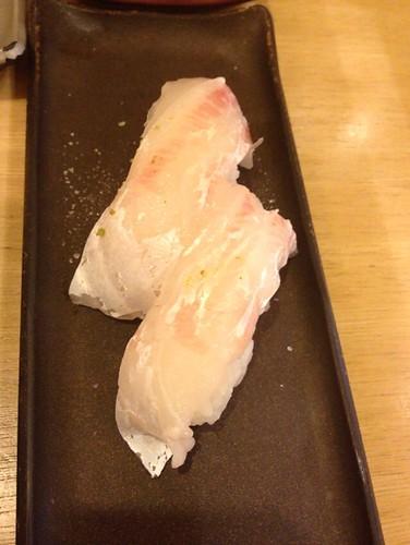 鯛の柚子塩
