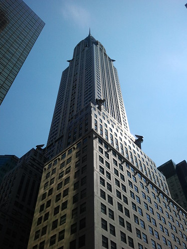 NYC - Chrysler Building