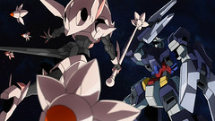 Gundam AGE 4 FX Episode 43 Amazing! Triple Gundam! Youtube Gundam PH (39)