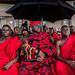 Ashanti funeral in kumasi,ghana