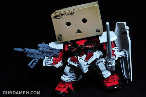 Revoltech Danboard Mini Amazon Box Version Review & Unboxing (48)