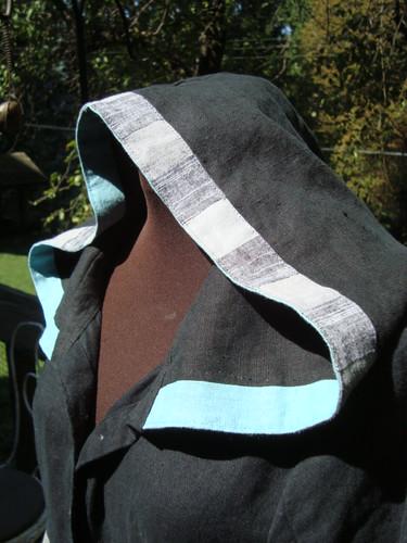 Caligari - hood detail