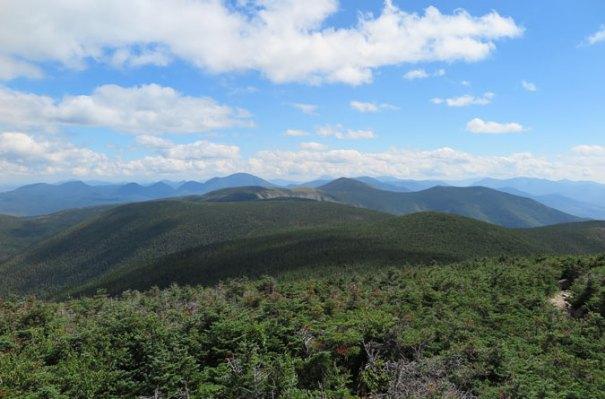 South Twin View Pemigewasset-Wilderness