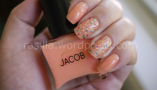 Jacob Nail Polish in Retro Chic