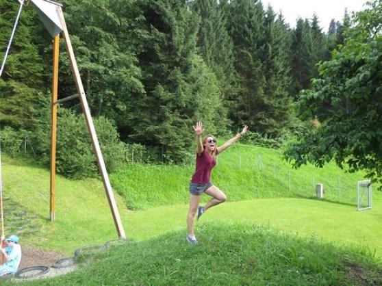 Frolicking In - Hofgarten, Austria