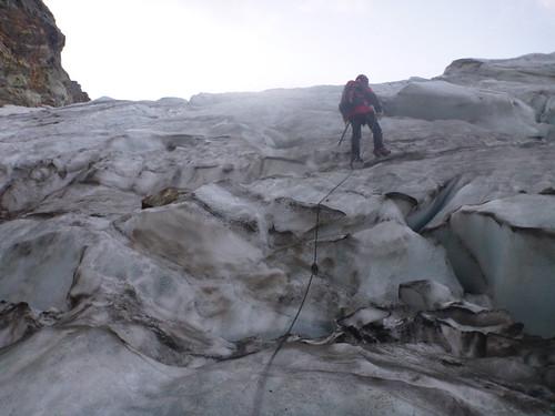 Glacial caos
