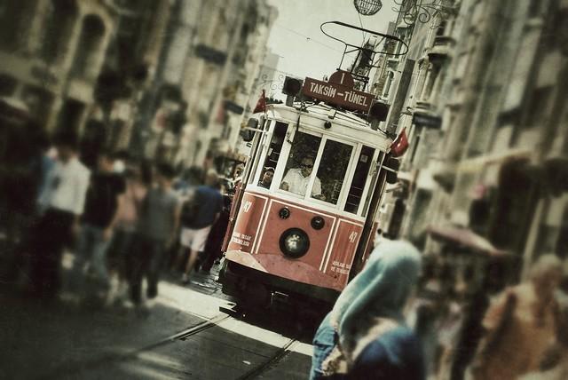 Taksim Tünel