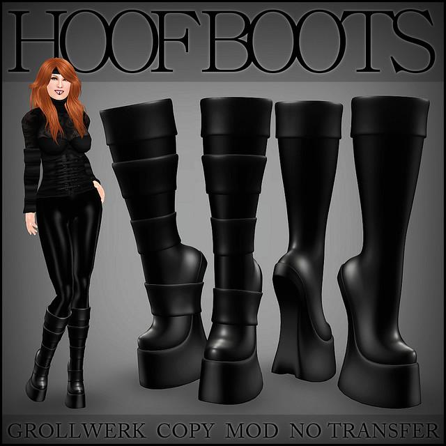 Hoof Boots Vendor