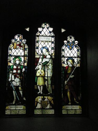 St George, St Martin
