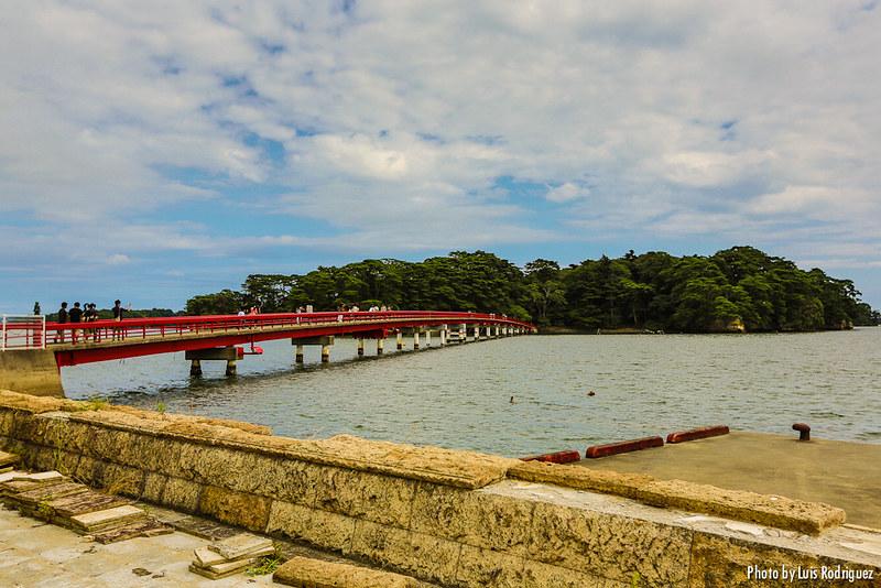 Matsushima, parte del Nihon Sankei