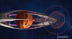 Gundam AGE 4 FX Episode 46 Space Fortress La Glamis Youtube Gundam PH (47)