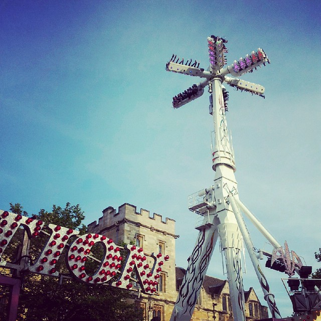 St Giles Fair Oxford