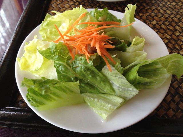 Side salad - Thai Lotus