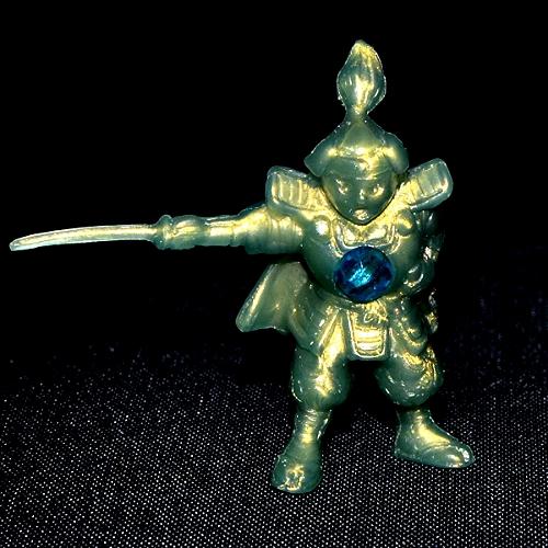 Necros Fortress: Waka (third sculpt)