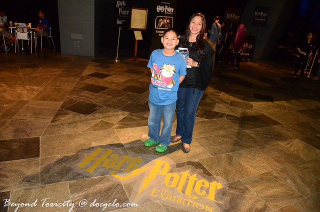 my family in HP @ MBS