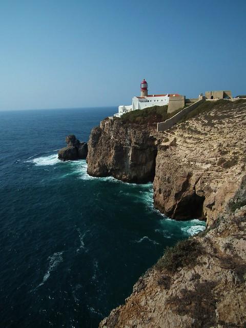Cabo de Sao Vicente- Algarve, Portugal