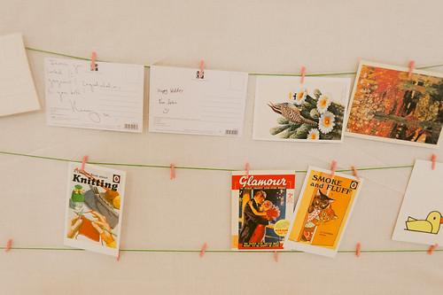 …postcards