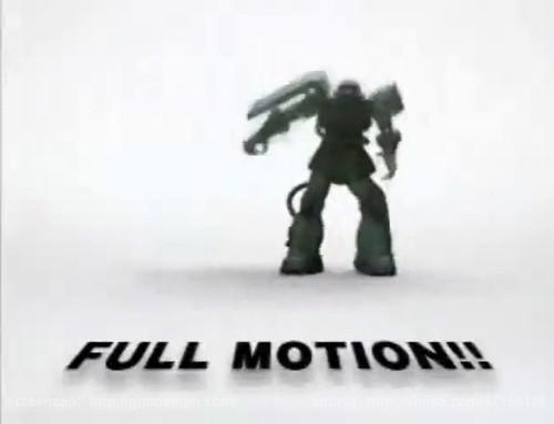 Zaku Gundam Style Music Video  Screencaps (10)